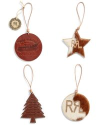 Ralph Lauren Limited-edition Ornament Set - Multicolor