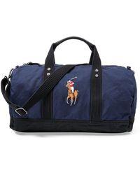 Polo Ralph Lauren - Canvas Big Pony Duffel Bag - Lyst