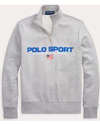 Polo Ralph Lauren Sudadera Polo Sport - Azul