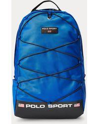 Polo Ralph Lauren Nylon Polo Sport Backpack - Blue