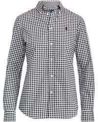 Polo Ralph Lauren - Slim Fit Gingham Shirt - Lyst