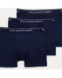 Polo Ralph Lauren - Lot de 3 slips boxers - Lyst