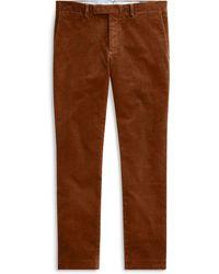 Polo Ralph Lauren - Stretch Slim Fit Corduroy Pant - Lyst
