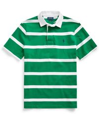 Ralph Lauren The Iconic Rugby Shirt - Green