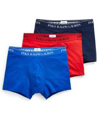 Polo Ralph Lauren - Classic Stretch Trunk 3-pack - Lyst