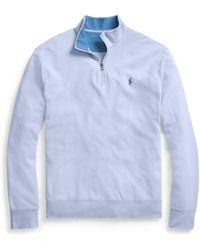Polo Ralph Lauren - Luxury Jersey Pullover - Lyst
