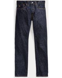 RRL - Selvedge-Jeans im Slim-Fit - Lyst