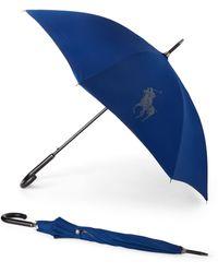 Ralph Lauren Cornwall Umbrella - Blue