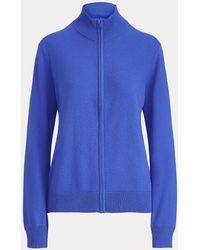 Ralph Lauren Golf Jersey De Golf Con Cremallera - Azul