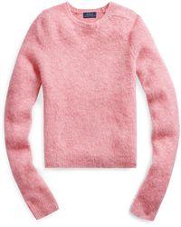 Polo Ralph Lauren - Wool Long-sleeve Jumper - Lyst