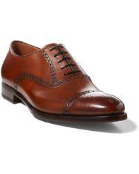 Ralph Lauren - Denver Leather Shoes - Lyst