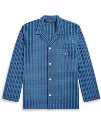 Polo Ralph Lauren - Harwich Plaid Pajama Shirt - Lyst