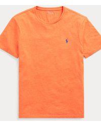 Polo Ralph Lauren Custom-Slim-Fit Rundhals-T-Shirt - Rot