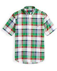 Ralph Lauren Plaid Oxford Shirt - Multicolor