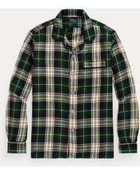 Polo Ralph Lauren Camicia a pigiama Classic-Fit - Multicolore