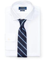 Polo Ralph Lauren - Slim-fit Cotton Poplin Shirt - Lyst