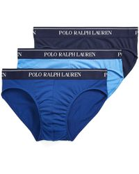 Polo Ralph Lauren - Low-rise-brief 3-pack - Lyst