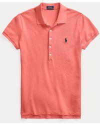 Polo Ralph Lauren - Slim-Fit Polohemd - Lyst