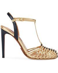 edbebf6a047 Bliana Evening Sandal - Metallic