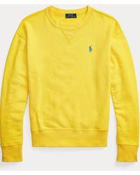 Polo Ralph Lauren - Fleecepullover - Lyst