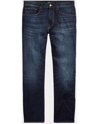 Ralph Lauren Varick Slim Straight Jeans - Blue