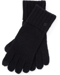 Ralph Lauren - Knit Tech Gloves - Lyst