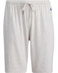 Polo Ralph Lauren - Supreme Comfort Pajama Short - Lyst