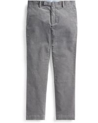 Polo Ralph Lauren - Stretch Slim Fit Corduroy Trouser - Lyst