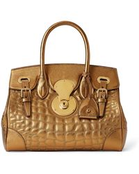 Ralph Lauren - Quilted Leather Soft Ricky 27 - Lyst