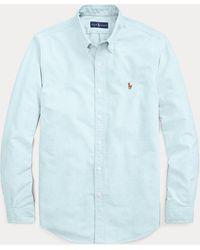 Polo Ralph Lauren - La chemise Oxford emblématique - Lyst