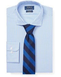 Polo Ralph Lauren - Custom Fit Plaid Shirt - Lyst