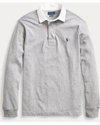 Polo Ralph Lauren Das klassische Rugbyhemd - Grau