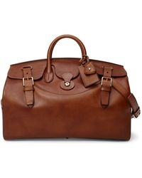 Ralph Lauren - Vintage Vachetta Cooper 50 Bag - Lyst
