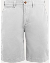 Polo Ralph Lauren Short chino Relaxed-Fit - Grigio