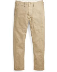 Polo Ralph Lauren - Straight Fit Selvedge Chino - Lyst