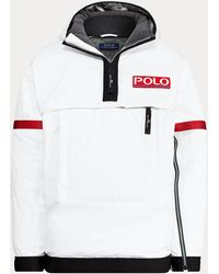 Ralph Lauren Beheizte Jacke Polo 11 - Weiß