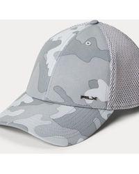 Ralph Lauren Casquette camouflage Flex-fit - Gris