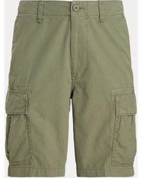 Polo Ralph Lauren Relaxed-Fit Ripstop-Cargo-Shorts - Grün