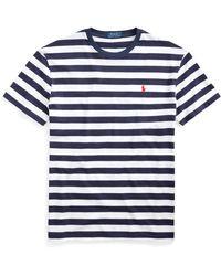 Ralph Lauren Classic Fit Striped T-shirt - Blue
