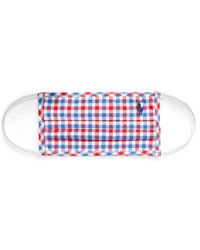 Ralph Lauren Polo Cotton Cloth Mask - Red