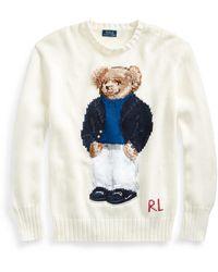 Ralph Lauren Polo Bear Crewneck Sweater - Multicolor