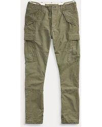 Polo Ralph Lauren Pantalon cargo classique fuselé - Vert