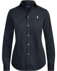Polo Ralph Lauren   Slim-fit Poplin Shirt   Lyst