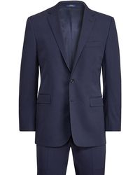 Polo Ralph Lauren - Connery Pinstripe Wool Suit - Lyst