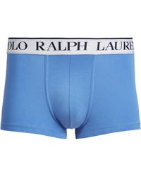 Coton Stretch Pony En Bleu Boxer Big 0mnwN8