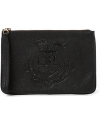 Ralph Lauren - Leather Wristlet - Lyst