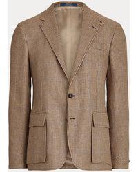 Polo Ralph Lauren - Blazer Polo à carreaux - Lyst