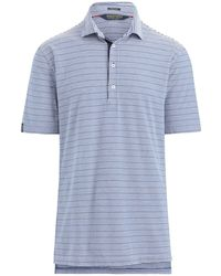 Polo Ralph Lauren - Active Fit Stretch Lisle Polo - Lyst