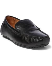 Polo Ralph Lauren - Workington Leather Driver - Lyst
