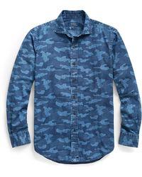 Polo Ralph Lauren - Classic Fit Chambray Shirt - Lyst